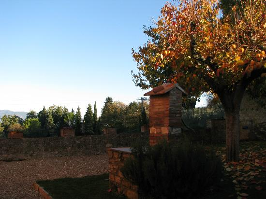 Villa Torre Rossa Apartments: Garden