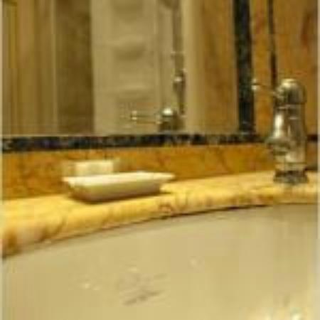 Hotel Villa San Pio: BAGNO