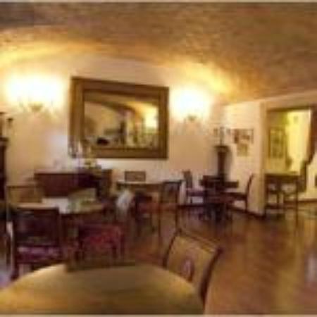 Hotel Villa San Pio: SALA COLAZIONE