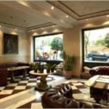 Hotel Villa San Pio: HALL