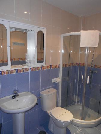Hostal Donaire: Baño