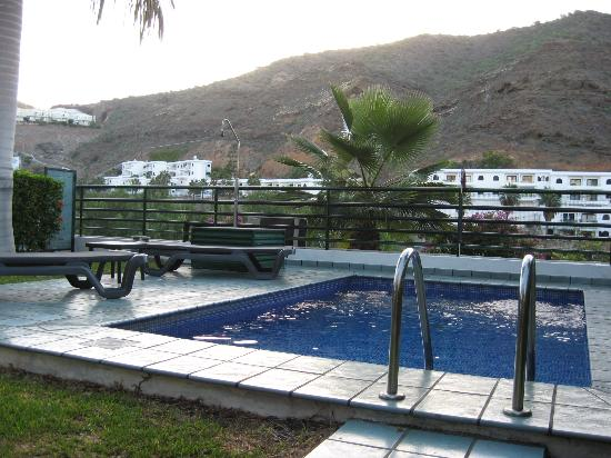 Sunshine Villas : Pool area