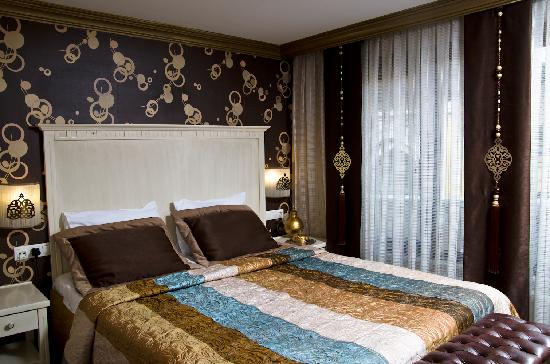 Turk Art Hotel: room