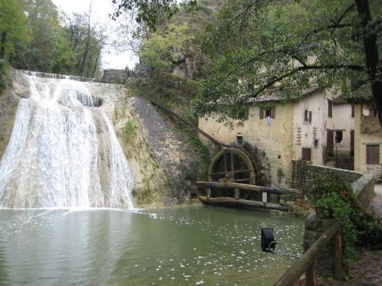Veneto Tours - Day Tours: Restored mill outside Treviso