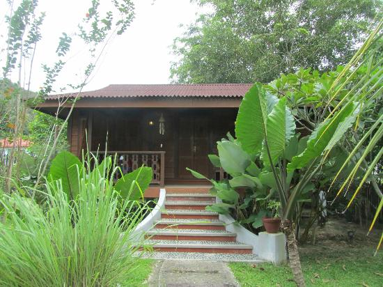 Villa Molek: The Malay House