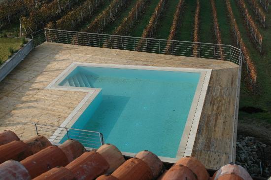 Relais Casa Sobrero: piscina