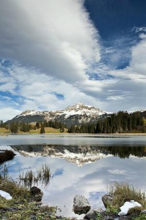 Hotel Arc-en-ciel: the surrounding near Gstaad
