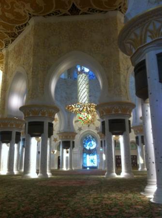 Jumeirah at Etihad Towers: reception