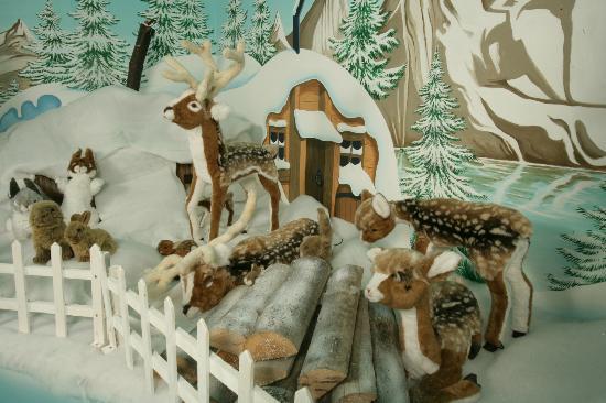 Wookey Hole : Santa's Grotto