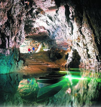 Wookey Hole : Caves - Chamber 1
