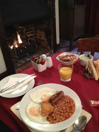 The Kings Head: Breakfast