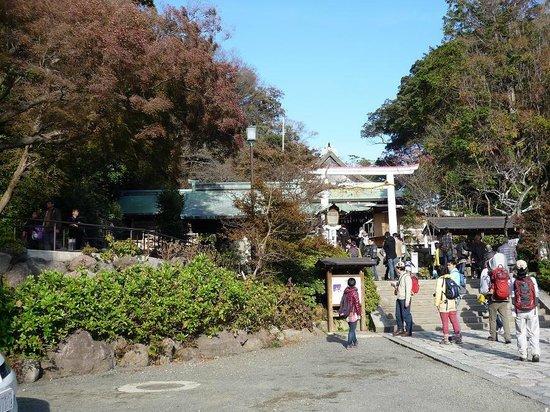 Shrine of Kamakuragu