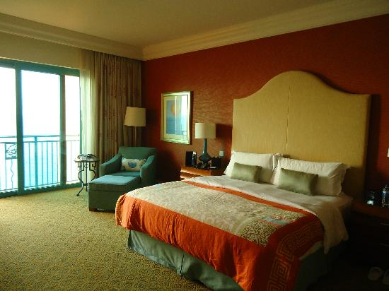 Atlantis, The Palm: Imperial Floor Room