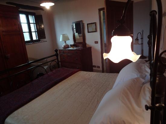 Agriturismo Cretaiole di Luciano Moricciani: Our bedroom