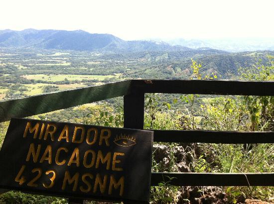 Barra Honda National Park: senic overlook