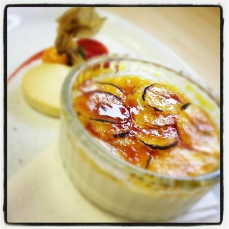 The Fat Olive: Banana Toffee Brulee