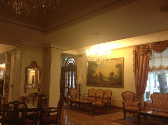 Hotel Terme Due Torri: hall de l'hotel