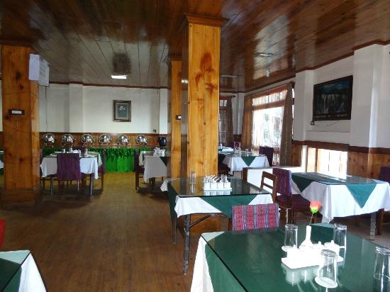Garden Reach Hotel The Dining Room