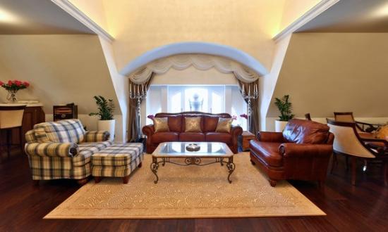 Hotel Elizabeth: VIP Lounge