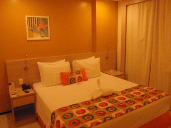 Quality Hotel Manaus: Standard room