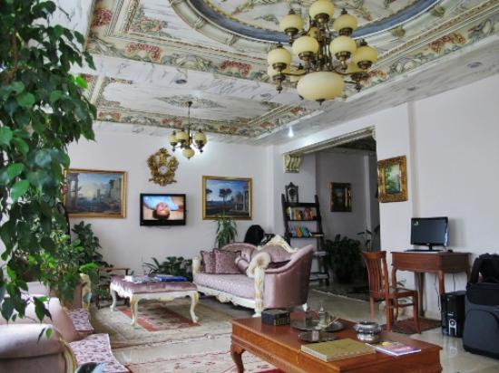 Basileus Hotel: Lobby