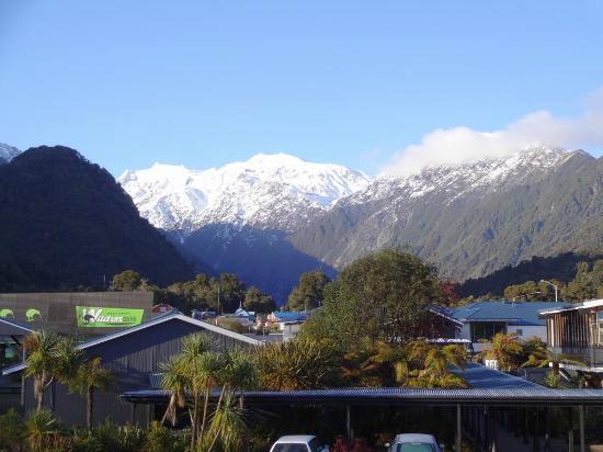 Scenic Hotel Franz Josef Glacier Hotel: Nice views