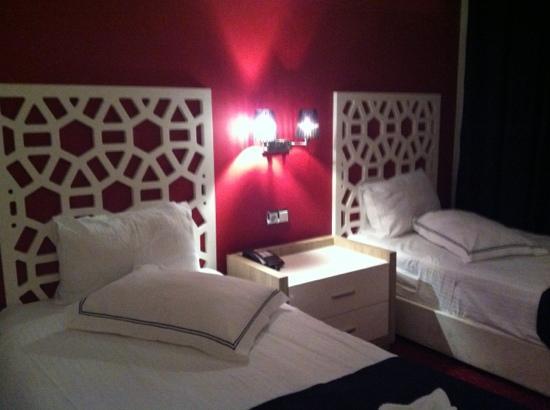 Ayasultan Hotel: 部屋