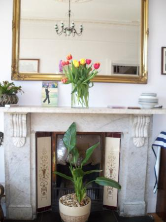 Broadstairs House: Reception Room