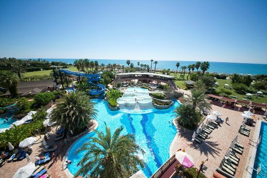 Hotel Limak Arcadia Golf Resort Belek