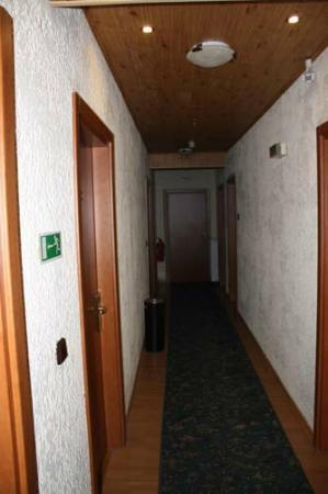 Filoxenia Hotel & Spa: διαδρομος