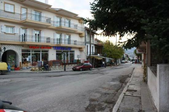 Filoxenia Hotel & Spa: front