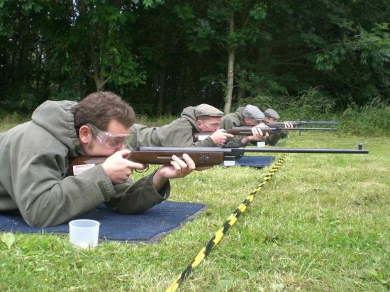 Air Rifles in Blackpool