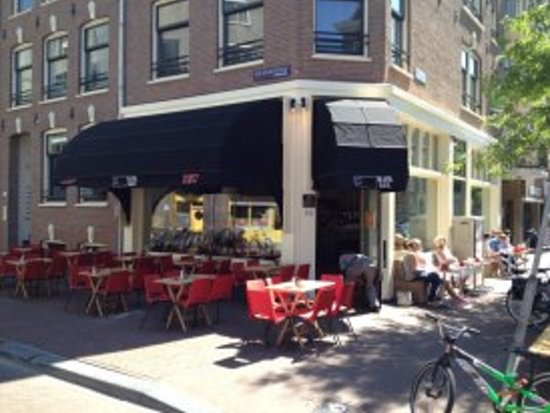 Photo of Modern European Restaurant De Walvis at Spaarndammerstraat 516, Amsterdam 1013 SZ, Netherlands