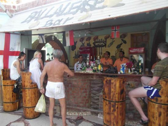 Amar Sina Village: Bar