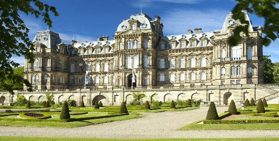 Barnard Castle, UK : The Bowes Museum