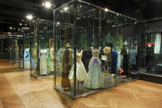 The Bowes Museum: Visit the award winning Fashion & Textile Gallery