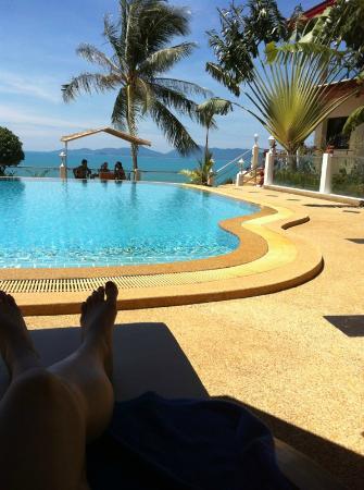 Artrium Tropical Exclusive Club & Spa: Pool