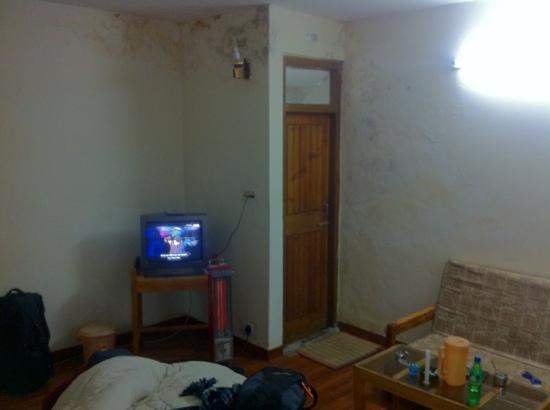 โรงแรมทัวริสต์: economy room