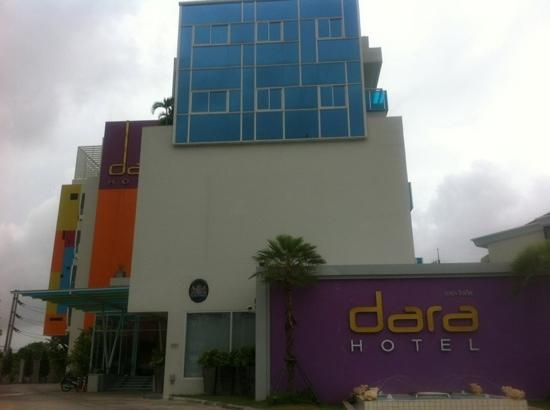 New Dara Boutique Hotel & Residence: 外観