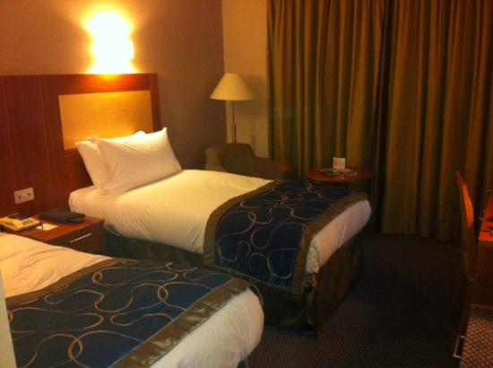 Sofitel London Gatwick: Nice Clean Room