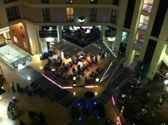 Sofitel London Gatwick: View From our Room