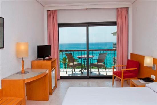 Hotel Cap Negret: Habitación doble
