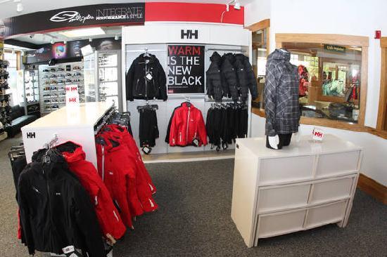 Killington Sports : Helly Hansen Specialty Shop