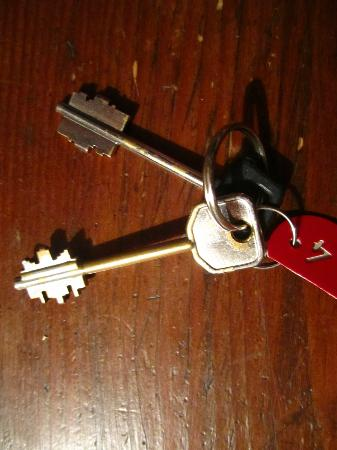 Rubra Bed & Breakfast & Apartments : Cool Keys