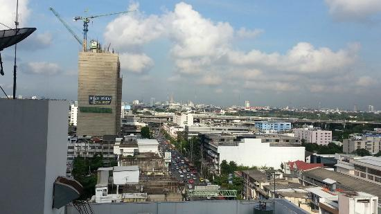 Bangkok City Hotel: view