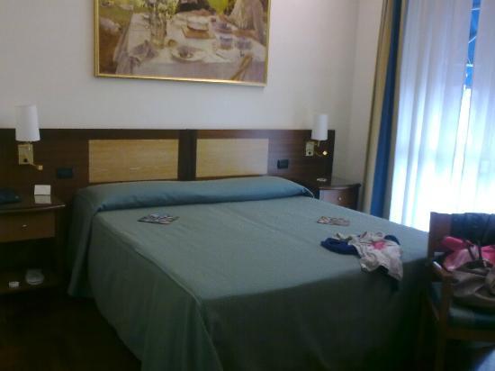 Hotel Itaca: camera