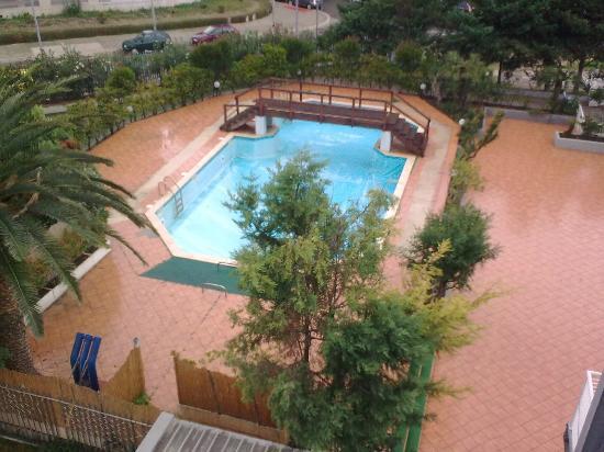 Hotel Itaca : piscina