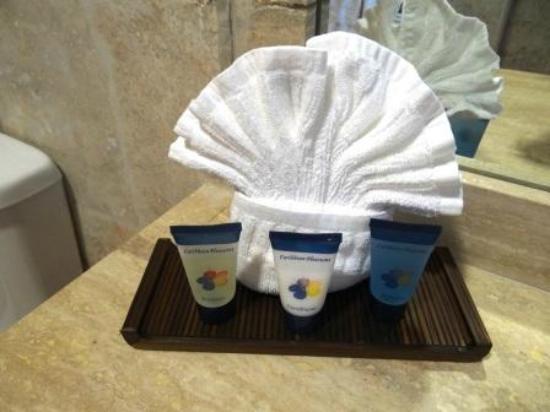Los Altos Residences: Bathroom Amenities Detail