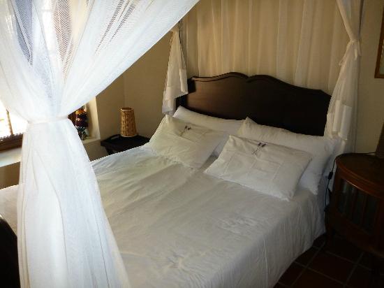 De Leeuwenhof Hotel/Guesthouse: Schlafzimmer