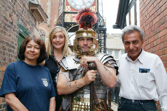 Roman Tours: Corporate toursit and groups a great experience